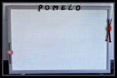 -Corchera- Creada para Pomelo ,tienda de lanas de DROPS DESIGN