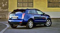 Cadillac SRX http://www.autorevue.at/best_of_test/fahrberichte/cadillac-srx-sport-luxury-v6-test.html