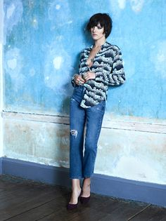 the jane in the perfect aged cali wash. fw12 mih