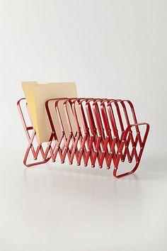 accordion collator
