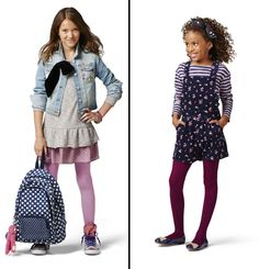 Here's a First Look at the Adorable Annie-Inspired Target Collection for Mini Fashionistas!  #InStyle