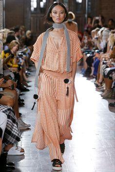 Rodebjer (Spring-Summer 2015) R-T-W collection at New York Fashion Week  #AineOGorman #AlessiyaMerzlova #EvelinaSriebalyte #HannahRundlof #IrinaNikolaeva #LauraKargulewicz #LucievonAlten #NadjaGiramata #NewYork #PaulinaPanas #Rodebjer #RoxaneGlineur #TheaJohnstad #XiaoXingLi #YuliaSerzhantova