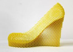 """Artist and designer Sebastian Errazuriz has created a series of 12 sculptural shoes inspired by 12 romantic partners from his past in the project """"12 shoes for 12 lovers."""""""