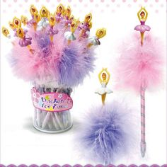 Ballet Birthday Party Favors for Girls