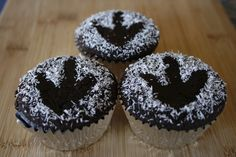 Paleo Baking Company's T-Rex Trax, paleo chocolate muffins with fun dinosaur shapes for kids!
