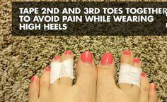 Shoe Hacks That Make Your Shoes More Comfortable! ! #Fashion #Trusper #Tip