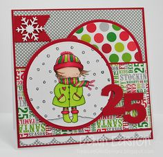 Christmas MFTWSC98 by TreasureOiler - Cards and Paper Crafts at Splitcoaststampers