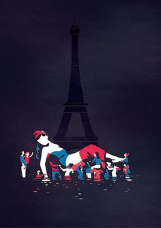 #Paris #13novembre2015 #jesuisParis