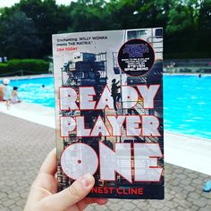 Ready player one, Ernest Cline Ready Player One, Willy Wonka, Blog, Literatura, Reading, Movies, Libros, Blogging