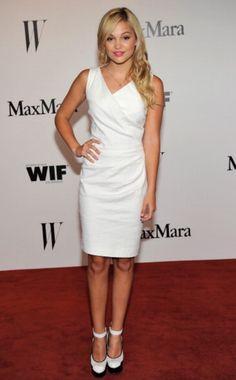 Olivia Holt - Max Mara and W Magazine Party in LA