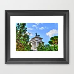 Buy Rome. by haroulita!! as a high quality Framed Art Print. Worldwide shipping available at Society6.com. Just one of millions of products available.