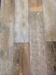 Kierkels Tegels en Vloeren - Sloophout tegel   Sloophout tegel 2 60x15 cm