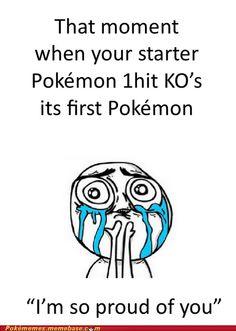 So good! - Pokémon - | CHECK OUT MORE pokepins PHOTOS AT POKEPINS.COM | #pokemon #gottacatchemall #pikachu #charmander #squirtle #bulbasaur #ferokie #haunter #garydos #mew #mewtwo #shiny #teamrocket #teammagma #ash #misty #brock