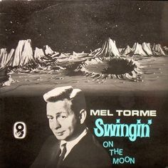 Mel Torme - Swingin' on the Moon (World Record Club; 1960) Rare Australian record club edition of this LP with a completely different cover from the regular version. #records #vinyl #albums #LP