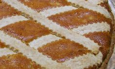 OGGI: Crostata pasquale