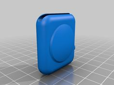 Apple Watch Cases by gak_pdx - Thingiverse