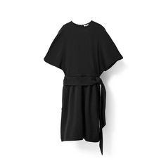 Image of CLARK DRESS : BLACK