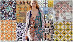 Модная ткань 2017, какая ткань в моде, модные узоры ткани 2017
