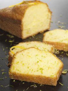 Image de la recette Cake moelleux aux citrons sans gluten