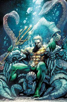 #Aquaman #18 Return of the King?