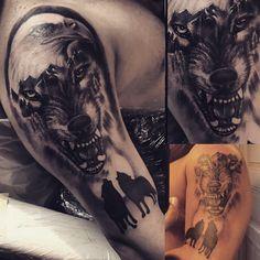 My choice #marcelo_tatto #inklabs_dresden Germany