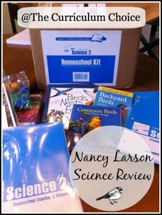 Nancy Larson Science Review - by Jen Dunlap www.thecurriculumchoice.com