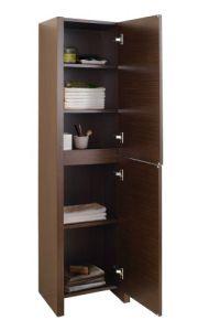 Virtu USA ESC-261-WA Delano Vanity Side Cabinet, 15-2
