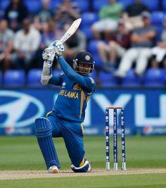 Kumar Sangakkara drives through the off side Cricket Bat, Cricket Sport, Shri Lanka, Mumbai Indians Ipl, Kumar Sangakkara, India Cricket Team, Ravindra Jadeja, Cricket Wallpapers, Champions Trophy