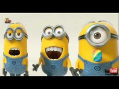 Despicable Me 2  Banana Song Full HD Dominic and the girls keep singing this over and over haha love love love it!!