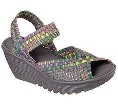 6ab17691c9926 Skechers de Mujer cromática paralelo