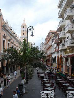 Veracruz, Mexico Ay, la marimba, el danzon, el cafe...inolvidable.