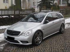 Verkauft Mercedes R63 AMG AMG 4Matic B., gebraucht 2007, 97.990 km in Halberstadt