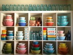 I know I have a problem with Pyrex but I don't think my problem is too bad after seeing all of the Pins about it. :D