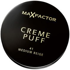 Creme Puff Medium Beige Max Factor