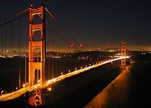 GOLDEN GATE BRIDGE..