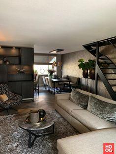 Home Living Room, Interior Design Living Room, Modern Interior, Living Room Designs, Living Room Decor, Interior Decorating, My New Room, House Design, Home Decor
