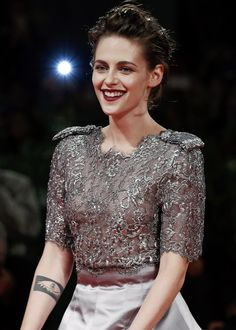 72nd Venice Film Festival - 'Equals' - Premiere Featuring: Kristen Stewart Where: Venice, Italy When: 05 Sep 2015 Credit: KIKA/WENN.com **Only available for publication in UK, Germany, Austria, Switzerland, USA**