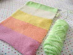 blanket is growing