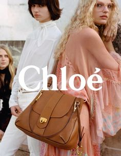 CAMPAIGN Chloe Fall 2016 by Theo Wenner