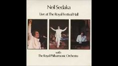 "Neil Sedaka - ""Solitaire"" (Live at the Royal Festival Hall, 1974)"