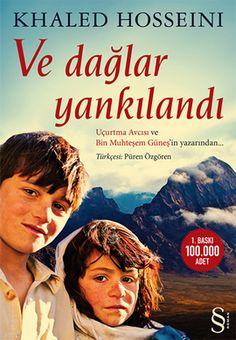 """Khaled Hosseini'nin yeni kitabı """"Ve Dağlar Yankılandı"""", değerler üzerine düşündüren büyüleyici bir roman... www.idefix.com/kitap/ve-daglar-yankilandi-khaled-hosseini/tanim.asp?sid=AWPAQ7F71D5YERHCAB4D"""