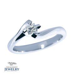Inel cu Diamant PAL-INE-312 Engagement Rings, Jewelry, Enagement Rings, Wedding Rings, Jewlery, Jewerly, Schmuck, Jewels, Jewelery