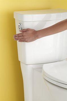 Pfister Vtp E70w Kamato One Piece Dual Flush Toilet