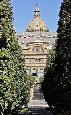 Museu Nacional d'Art de Catalunya - Barcelona     http://www.mnac.es/index.jsp?lan=003