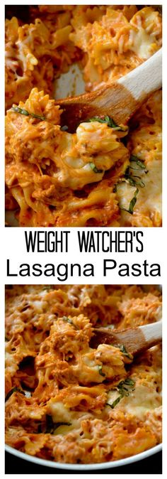 Pasta Weight Watcher Recipes - Lasagna Pasta - doctored the spices, but was very good and quick.Weight Watcher Recipes - Lasagna Pasta - doctored the spices, but was very good and quick. Weight Watchers Lasagna, Plats Weight Watchers, Weight Watcher Dinners, Weight Watcher Breakfast, Weight Watchers Casserole, Weight Watchers Lunches, Weight Watchers Chicken, Healthy Pastas, Healthy Cooking