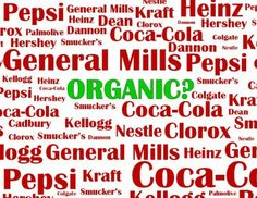 Who Owns Organic Now?: Updated Infographic