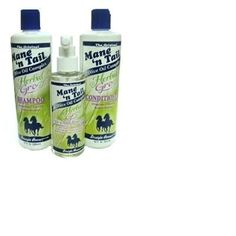 Mane 'n Tail Herbal Gro DEAL (Shampoo 355ml + Conditioner 355ml + Hair n Root Strengthener 178ml)