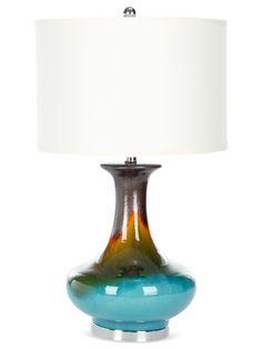 Haze Table Lamp by Safavieh at Gilt