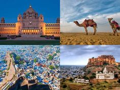 """Explore """"Blue City"""" Jodhpur with many attractions & Places to Visit. There are very nice sightseeing, attractions in Jodhpur which are must see. Get discount and deals on Jodhpur tourism related information including tourist places, transport, nightlife, weather, photos, entertainment, shopping. #travel #attraction #destinaion #cleartrip #holidays #vacation #jodhpur"""