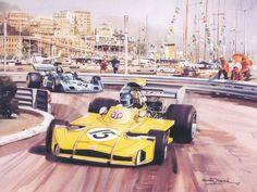 Michael Turner (b.1934) — 1973 One of Formula 1 Last Privateers   (1024×772)